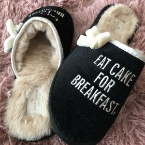 Kate Spade🍰 Authentic New York Slippers
